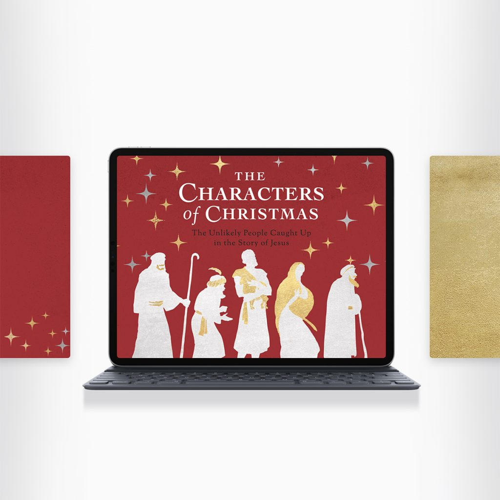 Characters of Christmas Powerpoint